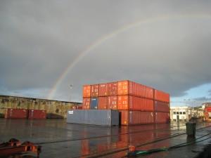After the rain, Ponta Delgada, The Azores