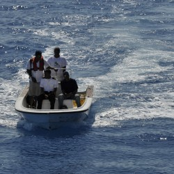 <b>Pilot boat, Bimini, Bahamas</b> | Kamera: NIKON D700 | Brennweite: 150mm | Blende: ƒ/10 | Verschlusszeit: 1/1000s | ISO: 200