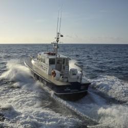 <b>Pilot boat, Grand Bahama</b> | Kamera: NIKON D700 | Brennweite: 28mm | Blende: ƒ/7.1 | Verschlusszeit: 1/1000s | ISO: 200
