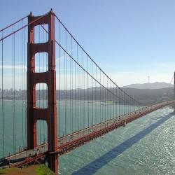 <b>Golden Gate Bridge</b> | Kamera: E990 | Brennweite: 8.2mm | Blende: ƒ/7 | Verschlusszeit: 1/617s | ISO: 100