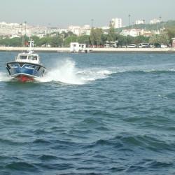 <b>Pilot boat, Lisbon</b> | Kamera: E990 | Brennweite: 23.4mm | Blende: ƒ/7.9 | Verschlusszeit: 1/215s | ISO: 100