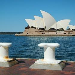 <b>Sydney Opera House</b> | Kamera: NIKON D70s | Brennweite: 34mm | Blende: ƒ/4.5 | Verschlusszeit: 1/5000s |