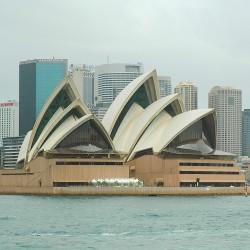 <b>Sydney Opera House</b> | Kamera: NIKON D70s | Brennweite: 62mm | Blende: ƒ/11 | Verschlusszeit: 1/400s |