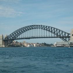 <b>Sydney Harbour Bridge</b> | Kamera: NIKON D70s | Brennweite: 40mm | Blende: ƒ/4.5 | Verschlusszeit: 1/1600s |