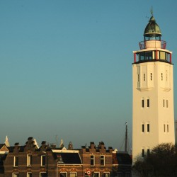<b>Harlingen lighthouse, The Netherlands</b> | Kamera: NIKON D70s | Brennweite: 62mm | Blende: ƒ/14 | Verschlusszeit: 1/250s |