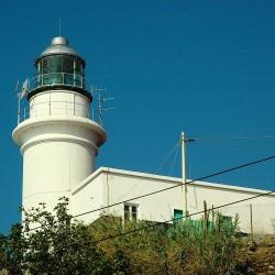 <b>Faro di Capo Verde, Sanremo</b> | Kamera: NIKON D70s | Brennweite: 70mm | Blende: ƒ/14 | Verschlusszeit: 1/320s |