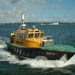 <b>Pilot boat, Cork</b> | Kamera: NIKON D70s | Brennweite: 34mm | Blende: ƒ/4.2 | Verschlusszeit: 1/2000s |