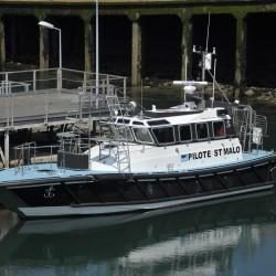 <b>Pilote boat, Saint Malo</b> | Kamera: NIKON D700 | Brennweite: 135mm | Blende: ƒ/13 | Verschlusszeit: 1/800s | ISO: 400