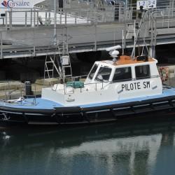 <b>Pilot boat, Saint Malo</b> | Kamera: NIKON D700 | Brennweite: 150mm | Blende: ƒ/13 | Verschlusszeit: 1/800s | ISO: 400
