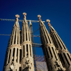 <b>Sagrada Família, Barcelona</b> | Kamera: NIKON D700 |  |  | Verschlusszeit: 1/250s | ISO: 200