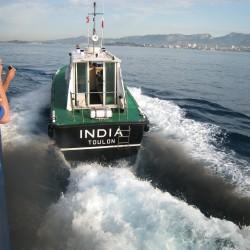 <b>Pilot boat, Toulon</b> | Kamera: Canon DIGITAL IXUS 850 IS | Brennweite: 4.6mm | Blende: ƒ/2.8 | Verschlusszeit: 1/1000s |