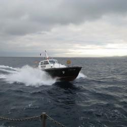 <b>Pilot boat, Las Palmas</b> | Kamera: Canon DIGITAL IXUS 850 IS | Brennweite: 4.6mm | Blende: ƒ/2.8 | Verschlusszeit: 1/320s |