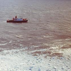 <b>RV Polarstern, Antarctica</b> | Kamera: Filmscan 35mm |  |  | Verschlusszeit: 1/11s |