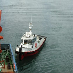 <b>Pilot boat Akureyri, Iceland</b> | Kamera: E990 | Brennweite: 16mm | Blende: ƒ/6.5 | Verschlusszeit: 1/269s | ISO: 100