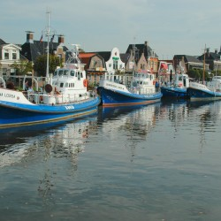 <b>Tag der historischen Rettungsboote, Lemmer</b> | Kamera: NIKON D70s | Brennweite: 28mm | Blende: ƒ/10 | Verschlusszeit: 1/500s |