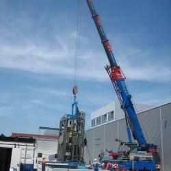 <b>MeBo drill rig</b> |  |  |  |  |
