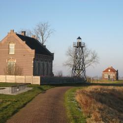 <b>De Lichtwachter on former island Schokland</b> | Kamera: Canon DIGITAL IXUS 850 IS | Brennweite: 12.672mm | Blende: ƒ/5 | Verschlusszeit: 1/320s |