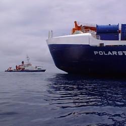 <b>Polarstern meets Meteor</b> |  |  |  |  |