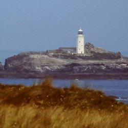 <b>Godrevy Island Light, Cornwall</b> | Kamera: Filmscan 35mm |  |  | Verschlusszeit: 1/11s |