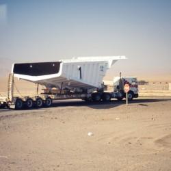 <b>Truck spare parts for Chuquicamata</b> | Kamera: NIKON D700 |  |  | Verschlusszeit: 1/80s | ISO: 200
