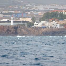 <b>Faro de Taliarte</b> | Kamera: NIKON D700 | Brennweite: 300mm | Blende: ƒ/5.6 | Verschlusszeit: 1/5000s | ISO: 1250
