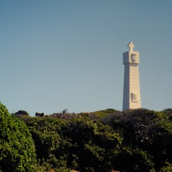 <b>Cross of Vasco da Gama at the Cape of Good Hope</b> | Kamera: NIKON D700 |  |  | Verschlusszeit: 1/160s | ISO: 200
