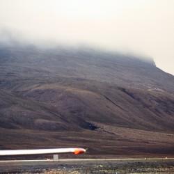 <b>Landed at Longyearbyen</b> | Kamera: NIKON D700 |  |  | Verschlusszeit: 1/40s | ISO: 200