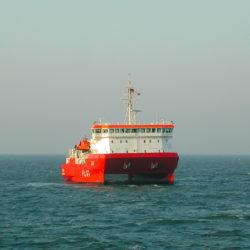 <b>Elbe pilot base ship</b> | Kamera: E990 | Brennweite: 23.4mm | Blende: ƒ/6.3 | Verschlusszeit: 1/152s | ISO: 100